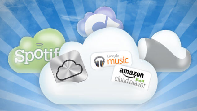 Cloud Music - Sonos - Apple -Spotify