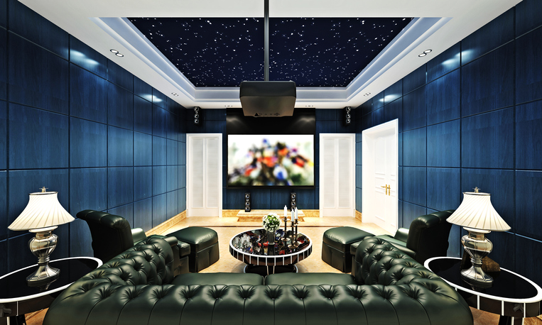 dedicated home theater novato ca