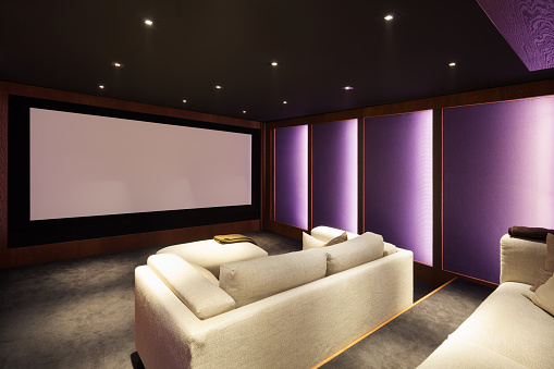 home theater installation sonoma ca