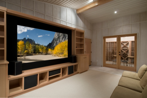 private home theater installation novato ca