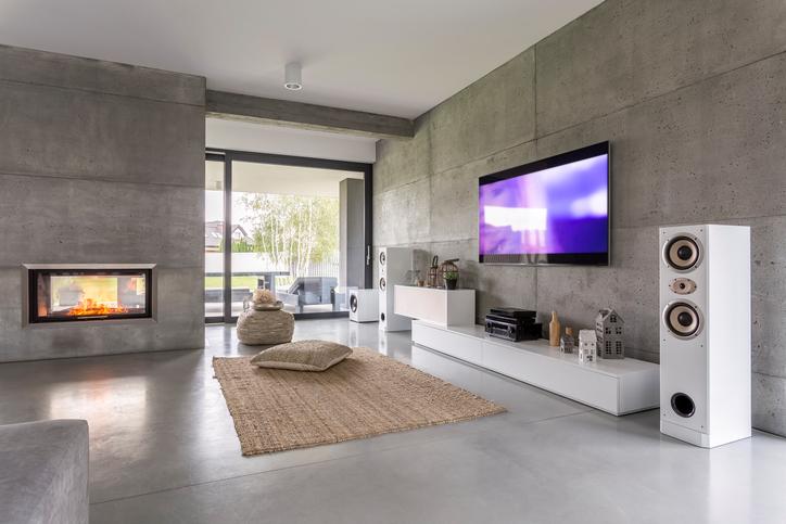 Audio Home Installation Santa Rosa CA