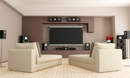 Home Audio Installation Services Santa Rosa CA