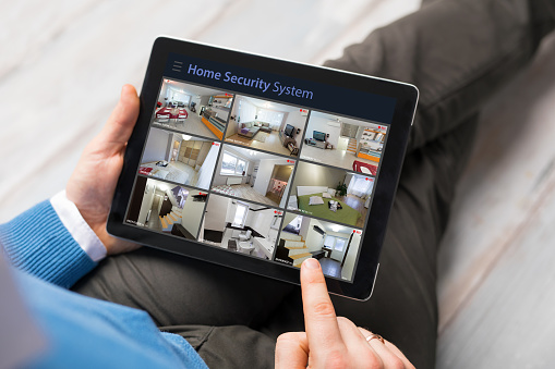 Home Security Installation Windsor CA