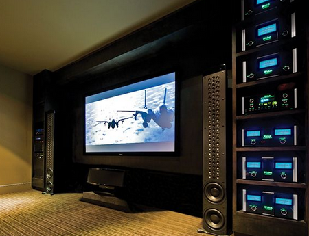 Mcintosh Home Theater Systems Santa Rosa CA