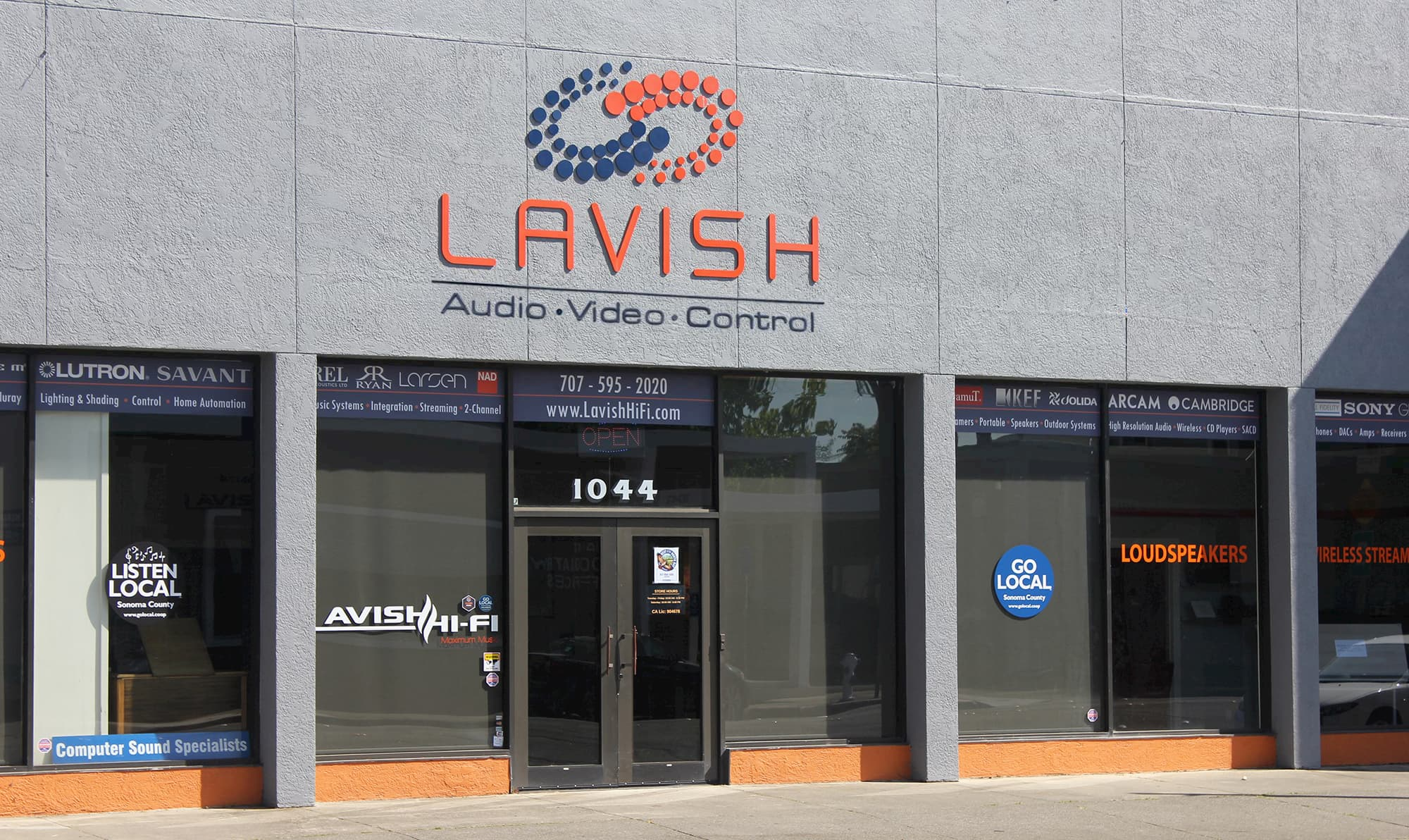 Lavish Showroom