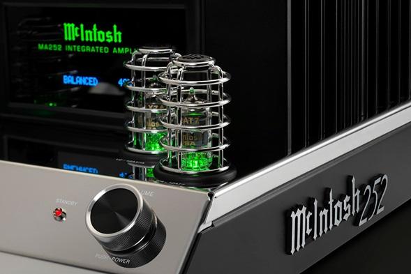 McIntosh Tube Amp - MA252 - New Design
